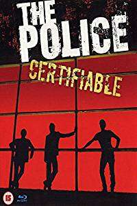 The Police: Certifiable: Live In Buenos Aires 2007, 3 Blu-ray Discs