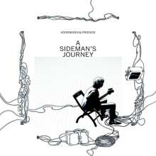 Klaus Voormann: A Sideman's Journey (Limited Super Deluxe Boxset), 1 CD, 1 DVD, 1 Buch und 1 Merchandise