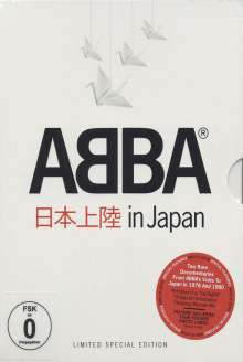 Abba: Abba In Japan 1978 & 1980 (Limited Deluxe Edition), 2 DVDs