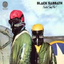 Black Sabbath: Never Say Die! (Remastered 2010), CD