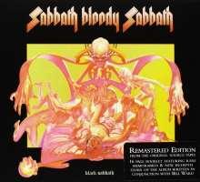 Black Sabbath: Sabbath Bloody Sabbath (Remastered), CD