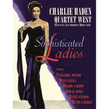 Charlie Haden (1937-2014): Sophisticated Ladies, CD