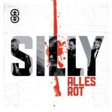Silly: Alles rot (neue Version + Bonustrack), CD