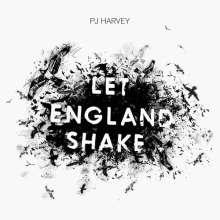 PJ Harvey: Let England Shake, CD