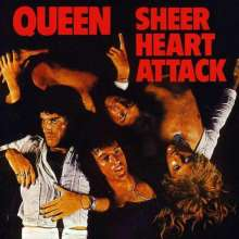 Queen: Sheer Heart Attack (2011 Remaster), CD
