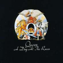Queen: A Day At The Races (2011 Remaster), CD