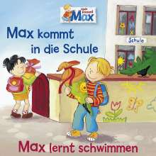 Max Folge 01: Max kommt in die Schule/Max lernt schwimmen, CD