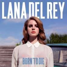 Lana Del Rey: Born To Die, CD