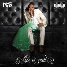 Nas: Life Is Good, CD
