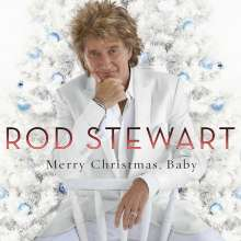 Rod Stewart: Merry Christmas, Baby, CD
