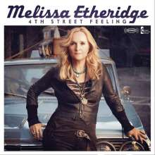 Melissa Etheridge: 4th Street Feeling, CD