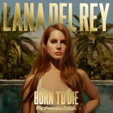 Lana Del Rey: Born To Die (Paradise Edition), 2 CDs