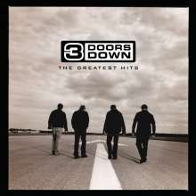 3 Doors Down: The Greatest Hits, CD