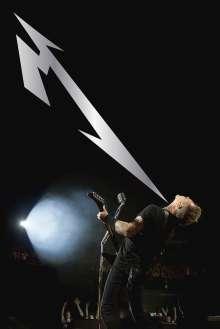 Metallica: Quebec Magnetic: Live 2009, Blu-ray Disc
