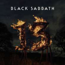 Black Sabbath: 13, CD