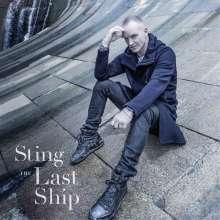 Sting: The Last Ship, CD