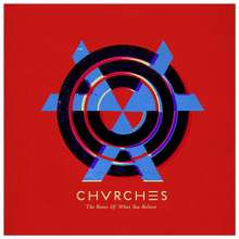 Chvrches: The Bones Of What You Believe (180g), LP
