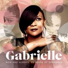 Gabrielle: Now & Always: 20 Years Of Dreaming, 2 CDs