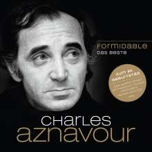 Charles Aznavour (1924-2018): Formidable: Das Beste, 2 CDs