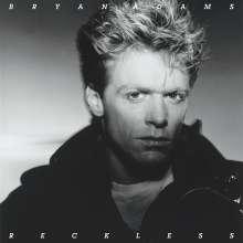 Bryan Adams: Reckless (30th Anniversary) (Remastered Edition), CD