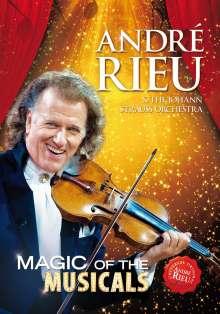 André Rieu: Magic Of The Musicals, DVD