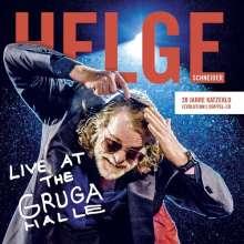 Helge Schneider: Live At The Grugahalle - 20 Jahre Katzeklo Evolution, 2 CDs