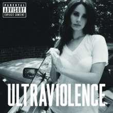 Lana Del Rey: Ultraviolence (Explicit), CD