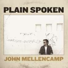 John Mellencamp (aka John Cougar Mellencamp): Plain Spoken, CD