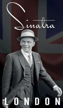 Frank Sinatra (1915-1998): Live In London (Limited-Boxset), 4 CDs