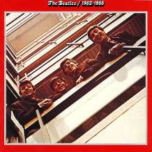 The Beatles: 1962 - 1966 (The Red Album) (remastered) (180g) (Limited Edition), 2 LPs