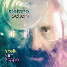 Stefano Bollani (geb. 1972): Sheik Yer Zappa, CD