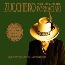 Zucchero: Zu & Co - Sugar Fornaciari (Night Of The Proms 2014 Limited Edition), 2 CDs