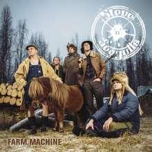 Steve 'n' Seagulls: Farm Machine, CD