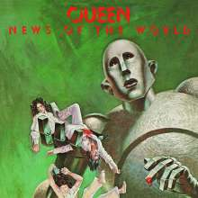 Queen: News Of The World (180g) (Limited Edition) (Black Vinyl), LP