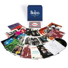 """The Beatles: The Singles Collection (Limited Vinyl Box), 23 Singles 7"""""""