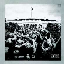 Kendrick Lamar: To Pimp A Butterfly (Explicit), CD