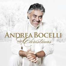 Andrea Bocelli: My Christmas (Remastered), CD