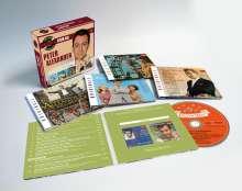 Peter Alexander (1926-2011): Originale Album-Box, 5 CDs