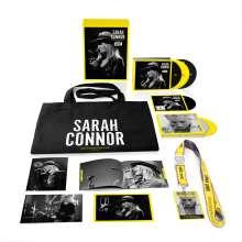 Sarah Connor: Muttersprache Live - Ganz nah (Fan Edition), 4 CDs, 1 DVD und 1 Blu-ray Disc