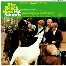 The Beach Boys: Pet Sounds (180g) (stereo), LP