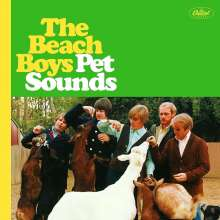 The Beach Boys: Pet Sounds (50th Anniversary Deluxe-Edition), 2 CDs