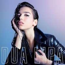 Dua Lipa: Dua Lipa (180g) (Limited Edition) (Rosé Translucent Vinyl), LP