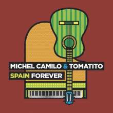 Michel Camilo & Tomatito: Spain Forever, CD