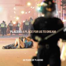 Placebo: A Place For Us To Dream (20 Years Of Placebo) (Digibook Hardcover), 2 CDs