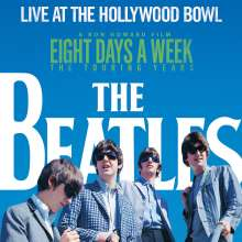 The Beatles: Live At The Hollywood Bowl, LP