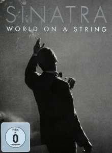 Frank Sinatra (1915-1998): World On A String (Limited Boxset), 4 CDs und 1 DVD