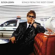 Elton John (geb. 1947): Songs From The West Coast (remastered) (180g) (Limited Edition), 2 LPs