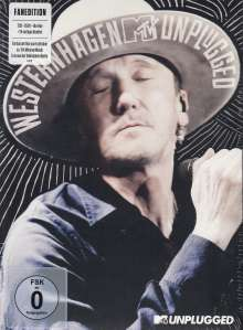 Westernhagen: MTV Unplugged (Limited Fan Edition), 2 CDs, 1 Blu-ray Disc und 2 DVDs