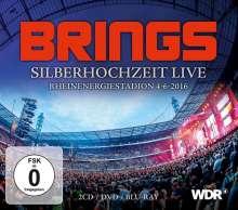 Brings: Silberhochzeit Live 2016 (Boxset), 4 CDs