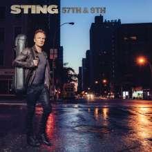 Sting: 57th & 9th, CD